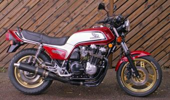 1982 Honda CB1100R (reduced effect)