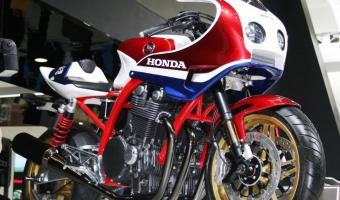 Honda CB1100R (reduced effect)