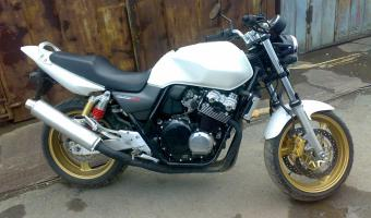 2006 Honda CB400 Super Four