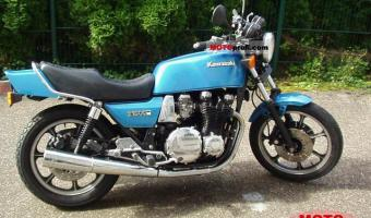1983 Honda CB400N (reduced effect)