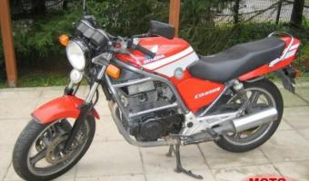 1986 Honda CB450S (reduced effect) #1