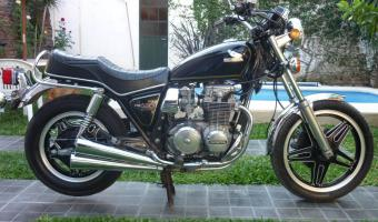 1980 Honda CB650 (reduced effect) #1