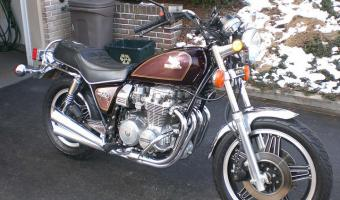 1981 Honda CB650 (reduced effect) #1