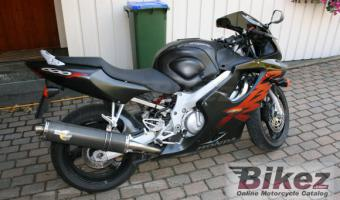 2000 Honda CBR600F Ultima Light #1