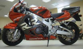 1992 Honda CBR900RR (reduced effect)