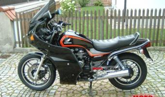 1983 Honda CBX550F (reduced effect) #1