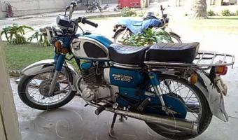 1981 Honda CD200 Road Master #1