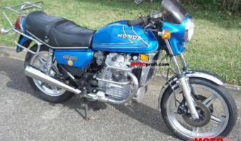 Honda CX500C (reduced effect)