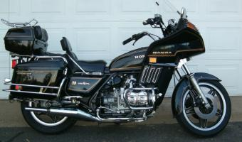1981 Honda GL1000 Gold Wing Interstate