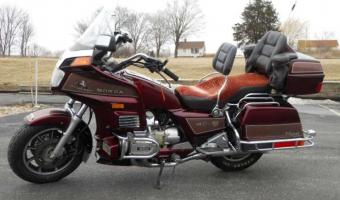1986 Honda GL1200DX Gold Wing #1