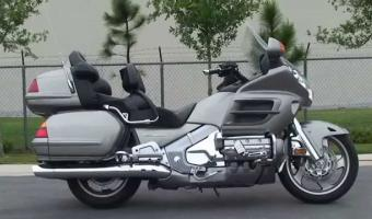 2002 Honda GL1800 Gold Wing #1