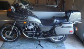 1984 Honda GL650 (reduced effect)