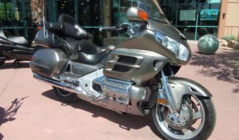 2006 Honda Gold Wing Premium Audio