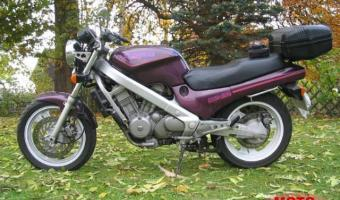 1989 Honda NTV650 Revere (reduced effect)