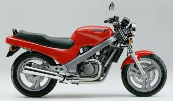1992 Honda NTV650 Revere (reduced effect) #1