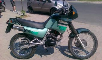 Honda NX125 Trans City