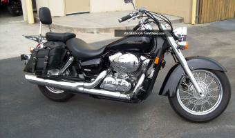 2006 Honda Shadow 125