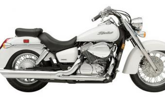 2007 Honda Shadow Aero #1