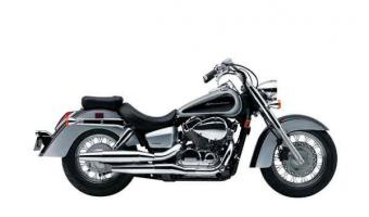 2008 Honda Shadow Aero #1