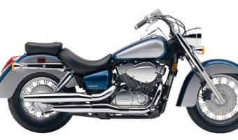 2009 Honda Shadow Aero #1