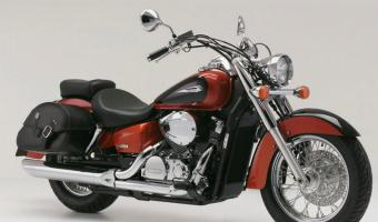 2012 Honda Shadow Aero