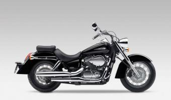 2013 Honda Shadow Aero #1