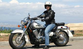 2011 Honda Shadow Custom 400 #1