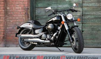 2011 Honda Shadow Phantom #1