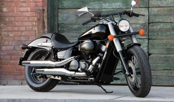 2012 Honda Shadow Phantom #1