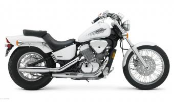 2005 Honda Shadow VLX #1