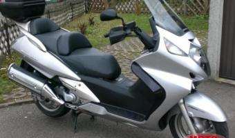 2006 Honda Silver Wing ABS
