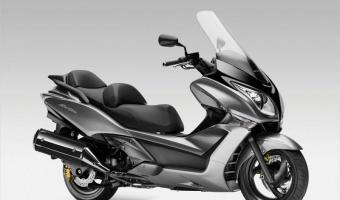 2007 Honda Silver Wing ABS #1