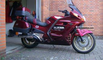 2001 Honda ST1100 Pan-European