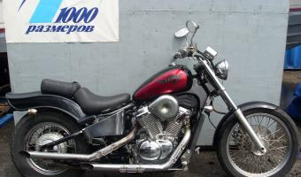 2002 Honda Steed 400 #1
