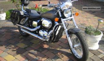 2002 Honda VT 750DC Black Widow