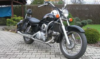 1999 Honda VT125 Shadow #1