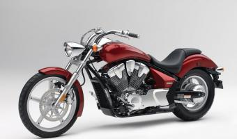 Honda VT1300CS ABS