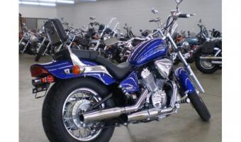 2002 Honda VT600CD Shadow VLX Deluxe