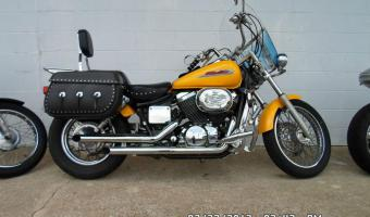 2002 Honda VT750C2 Shadow