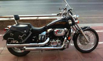 Honda VT750C3 Black Widow