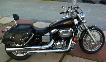 2001 Honda VT750C3 DC Black Widow #1
