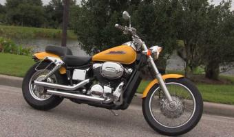 2002 Honda VT750DC Shadow Spirit