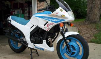 1988 Honda VTR250 Interceptor #1