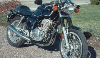1989 Honda XBR500 (reduced effect)