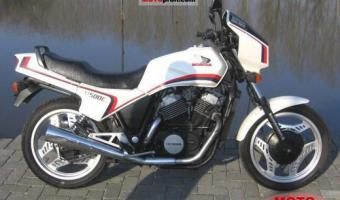 1984 Honda XLV750R (reduced effect) #1