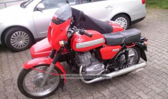 1984 Jawa 350 Type 638.5 (with sidecar)