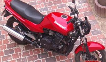 1986 Kawasaki GPZ1100 (reduced effect) #1