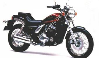 1988 Kawasaki GPZ1100 (reduced effect) #1
