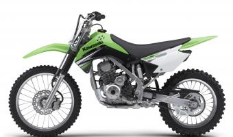 2010 Kawasaki KLX140 Monster Energy