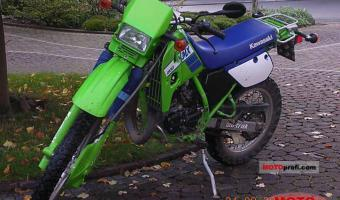 Kawasaki KMX200 (reduced effect)